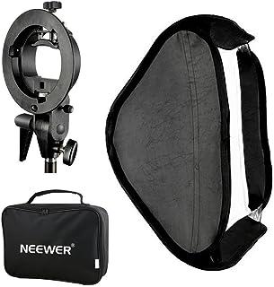 """Neewer Photo Studio Multifunctional 32×32""""/80x80cm Softbox with S-type.."""
