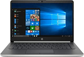"HP Newest 2019 Flagship 14"" Laptop Intel Pentium Gold 4GB Ram 128GB SSD Ash Silver.."