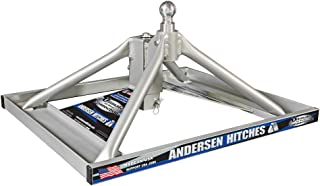 Andersen Hitches Aluminum Ultimate 5th Wheel Connection   ONE Person Install or Removal..