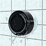 Haut-parleur de douche Enceinte Bluetooth Étanche Radios de Douche Haut-Parleur...