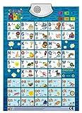 Audio-Plakat Sprechendes ABC Deutsch / Lernspielplakat / Lernposter (interaktiv)