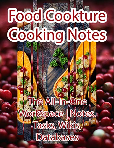 Food Cookture Cooking notes: The All-In-One Workspace | Notes, Taski, Wikis, Databases