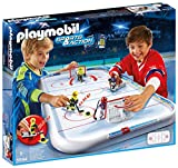 Playmobil- Stade de Hockey sur Glace
