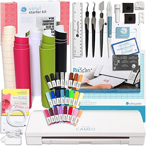 Silhouette America Cameo 3 Touch Screen, Blue Tooth, Auto Blade...