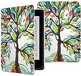 MoKo Etui Liseuse Kindle Paperwhite - étui Flip en Cuir Super Fin et...