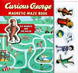 Curious George Magnetic Maze Book