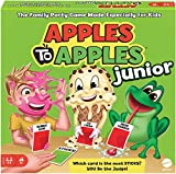 Mattel Games Apples to Apples Junior - The Game of Crazy Comparisons (Packaging May Vary) (Toy)