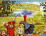 The Music Machine: A Musical Adventure, Teaching the Fruit of The Spirit to All Ages
