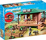Playmobil- Centre de Soins pour Animaux de la Savane