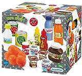 Jouets Ecoiffier – 2644 - Pack Drive 100 % Chef – Imitations d'aliments pour enfants – 20...