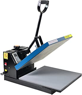 Fancierstudio Power Heat press Digital Heat Press 15 x 15 Sublimation Heat Press..