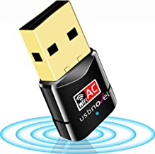 USBNOVEL USB WiFi Adapter-Dual Band 2.4G/5G WiFi Dongle 802.11 ac Mini Wireless Network..