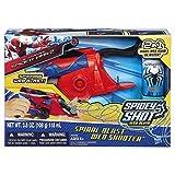 Hasbro france - Autres héros et personnages - Lance fluide geant spiderman