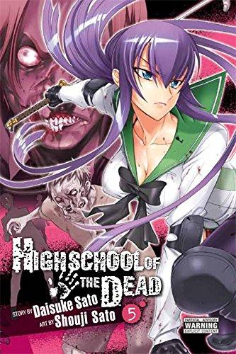 Highschool of the dead, vol. 5
