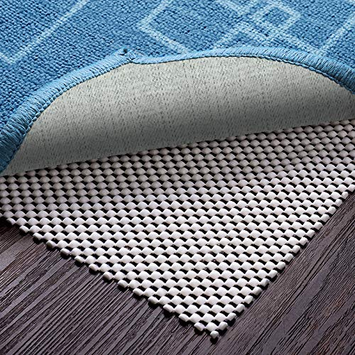 Veken Non-Slip Rug Pad Gripper 5 x 7 Feet Extra Thick Pad for Any Hard Surface Floors, Keep Your...