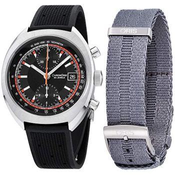 Oris Chronoris Limited Edition Automatic Men's Watch 01 673 7739 4034-Set RS