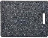Planche à découper Zeller - En plastique, anthracite, ca. 36,5...
