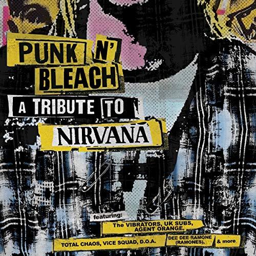 Punk n' bleach - a punk tribute to nirvana / various [disco de vinil]