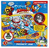 John Adams 10749 SuperZings Race to Rescue Pressmatic Game, Multi