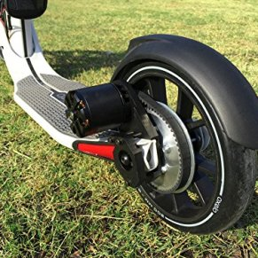 L-faster rápido Kit de conversión de Scooter eléctrico para Town 9EF Dispositivo de Motor Personalizado para TOWN9…