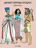 Ancient Egyptian Costumes Paper Dolls (Dover Paper Dolls)