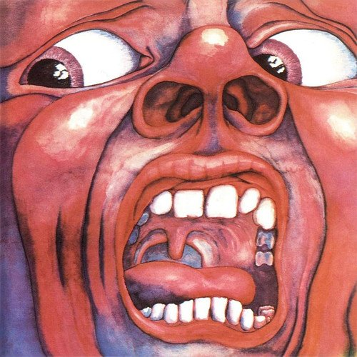 In the Court of the Crimson King [12 inch Analog]