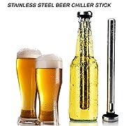Merrday Stainless Steel Bevanda Refrigeratore di Birra Stick Drink Bottle Rod Bastoni di Raffreddamento Portatili istantanei Tumbler in Acciaio