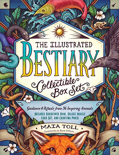 The Illustrated Bestiary Collectible Box Set: Guidance and...