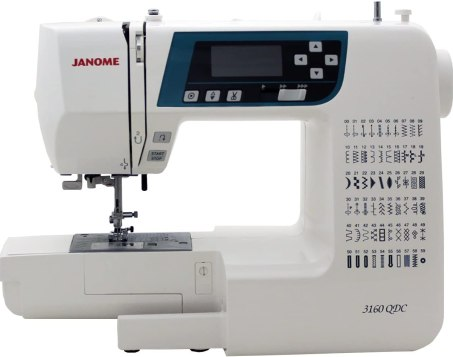 Janome 3160qdc review