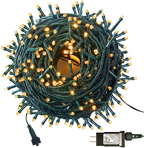 MZD8391 105FT 300LEDs Christmas Lights Outdoor Indoor String...