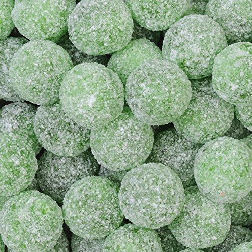 Mega Sour Apple Bombs (Extreemely Sour) 500 gram bag (1/2 kilo)