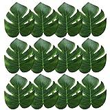 iLoveCos Feuilles de Palmiers Tropicaux Simulation Feuille Artificielle pour de...