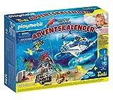 Calendario dell'Avvento Playmobil - City Action