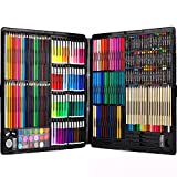 Ensemble d'Artiste 258 pièces Creativity Art Set pour enfants dessin et...
