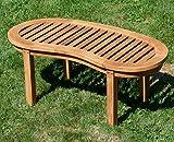 ASS 2X Hochwertige Teak Sonnenliege Gartenliege Strandliege Liegestuhl Holzliege Holz sehr robust - 7