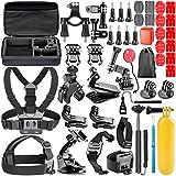 Neewer 10084960 Tutto-In-1 Videocamera Sportiva Kit Accessori Per...