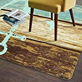 Artiron Nautical Anchor Area Rugs,3' x 5' Non-Slip Soft Microfiber Modern Area Rug Velvet Carpet for Living Room Bedroom Home Decor