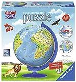 Ravensburger 12339, Puzzle 3D Carte Du Monde XXL...