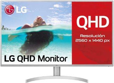 "LG 32QK500-C Monitor-Profesional 31,5"""