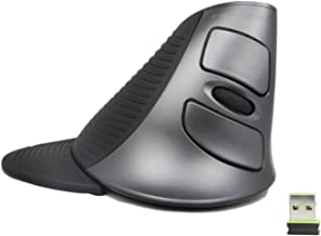 J-Tech Digital Scroll Endurance Wired Mouse Ergonomic Vertical USB Mouse with Adjustable..