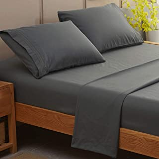 SONORO KATE Bed Sheet Set Super Soft Microfiber 1800 Thread Count Luxury Egyptian Sheets..
