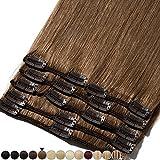 Extension a Clip Cheveux Naturel Rajout...