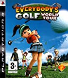 Everybody's Golf World Tour (PS3) [import anglais]