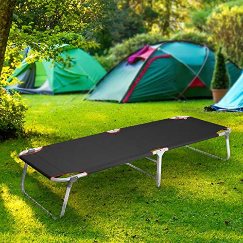 best camping cots for bad backs