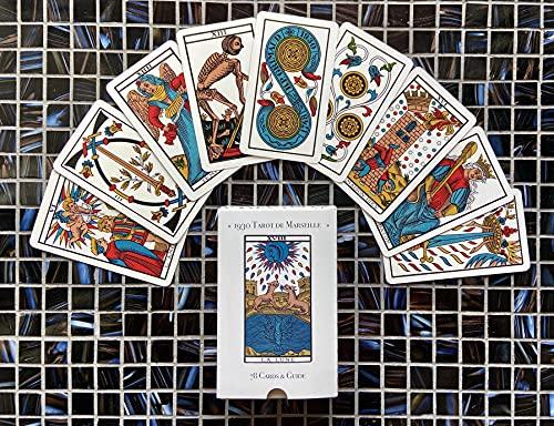 Vieux Monde Express 1930 Tarot de Marseille   Facsimile of...