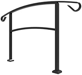 Explore Outdoor Railings For Steps Amazon Com | Outdoor Railings For Steps | Exterior | Outside | Residential | Staircase | Interior