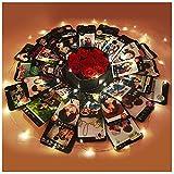 Creative Explosion Box -Scrapbook DIY Photo Album Box for Birthday...