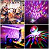 Party Lights Disco Ball Disco Lights, TONGK 7 Colors Dj Lighting Led Strobe Light Sound Activated Stage Lights Effect Dj Equipment With Remote Control with Kids Festival Birthday Xmas Wedding Bar Club #4
