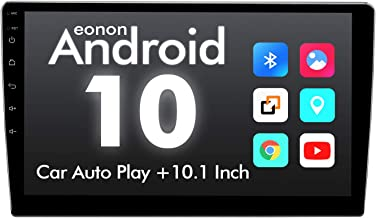 2020 Double Din Car Stereo,Android 10 Radio with Bluetooth 4.0, Eonon 10.1 Inch Car Radio..