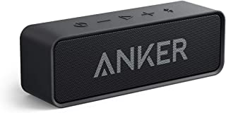 Bluetooth Speakers, Anker Soundcore Bluetooth Speaker with Loud Stereo Sound, 24-Hour..
